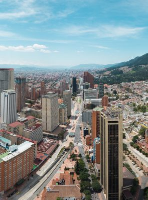 Bogota-city